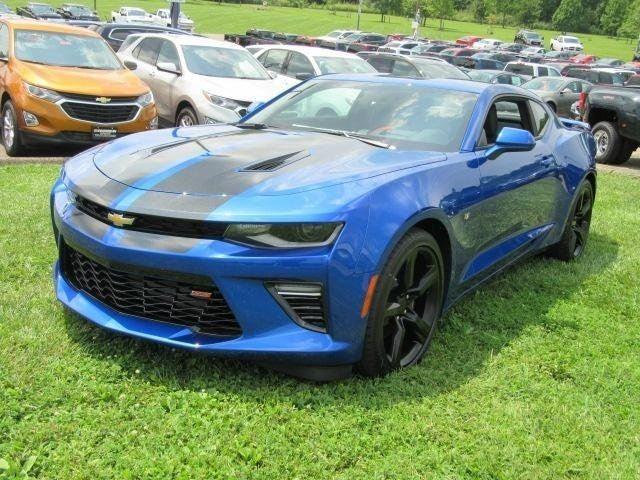 2018 Chevrolet Camaro Ss Pataskala Oh Columbus Johnstown Lancaster Ohio 1g1fh1r76j0109257
