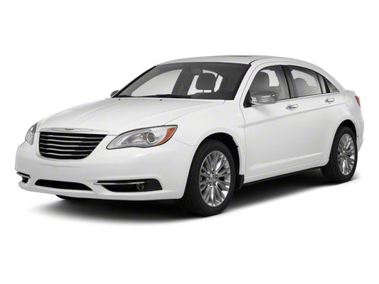 Chrysler 200 Tire Size >> 2013 Chrysler 200 Touring